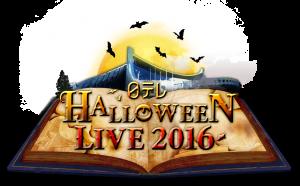 」日テレHALLOWEEEN LIVE 2016ロゴ_確定0916